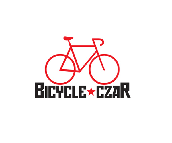 bicycle-czar-logo-design