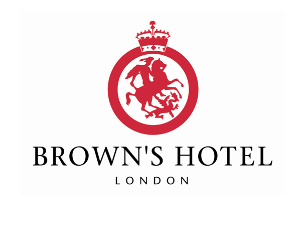 browns-hotel-london-logo-design