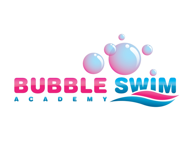 bubble-swim-academy-logo-99design