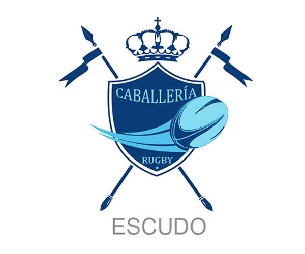 caballeria-rugby-logo-design
