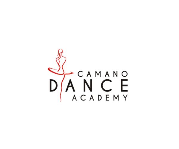 camano-dance-academy-logo-design