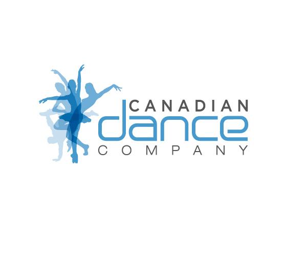 canadian-dance-company-logo-design