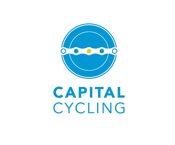 capital-cycling-logo-design