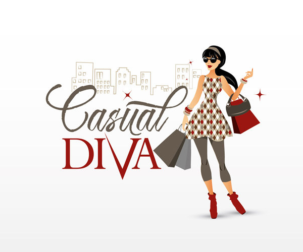 casual-diva-logo-design-for-fashion