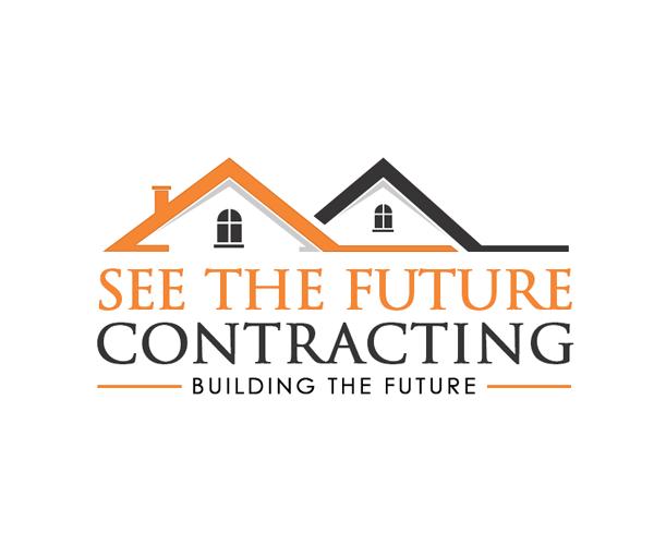 contracting-building-logo-designer