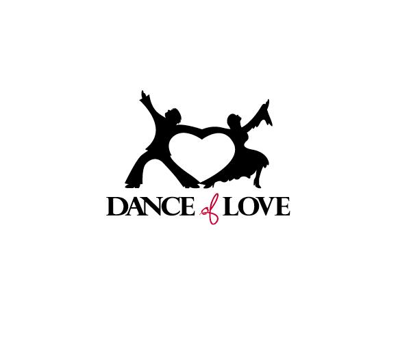 creative-logo-design-Dance-of-Love