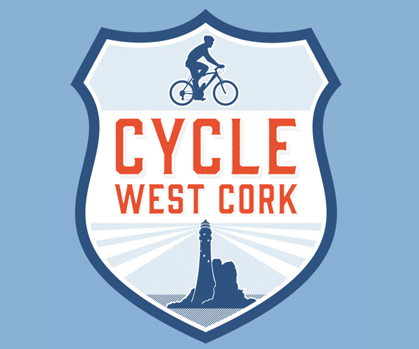 cycle-west-cork-logo-design