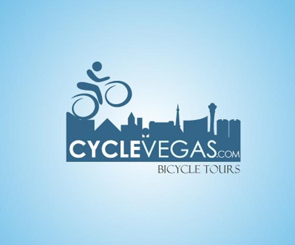 cyclevagas-tour-logo-design
