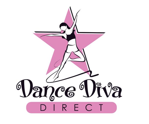 dacne-diva-direct-logo-design
