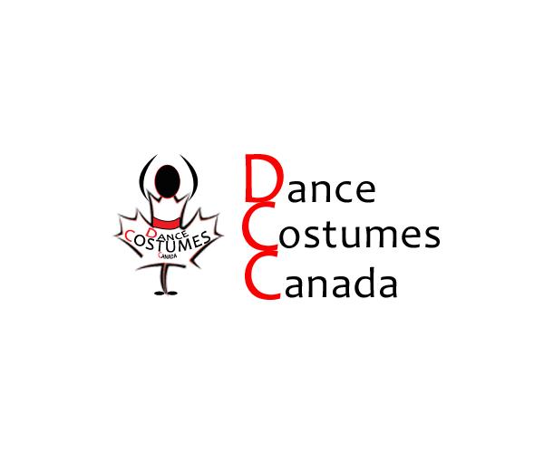 dance-costumes-canada-logo-design