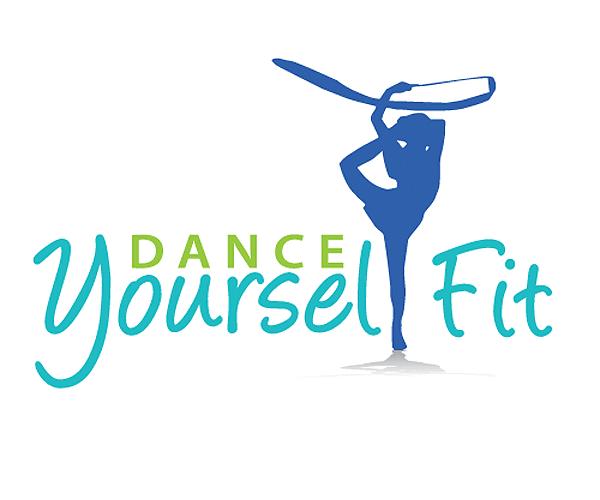 dance-yourself-fit-logo-deisgn-idea