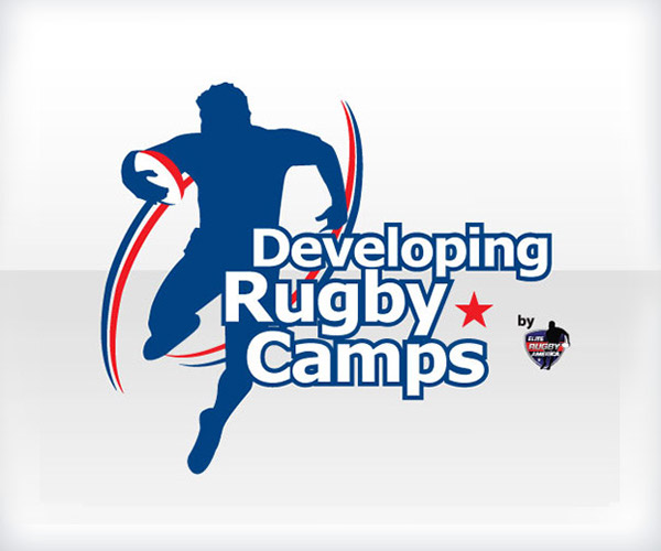 developing-rugby-camps-logo-design