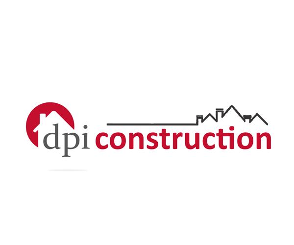 dpi-construction-logo-design
