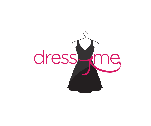 dress-me-logo-design-for-fashion