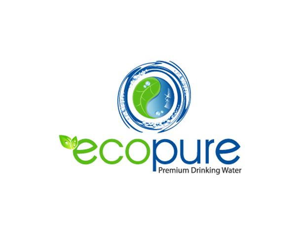 eco-pure-drinking-water-logo