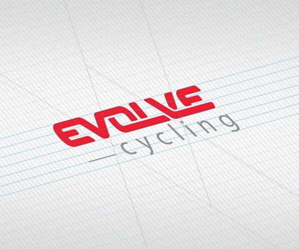 evolve-cycling-logo-design
