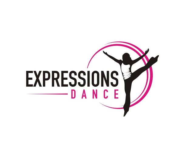 expression-dance-logo-designer