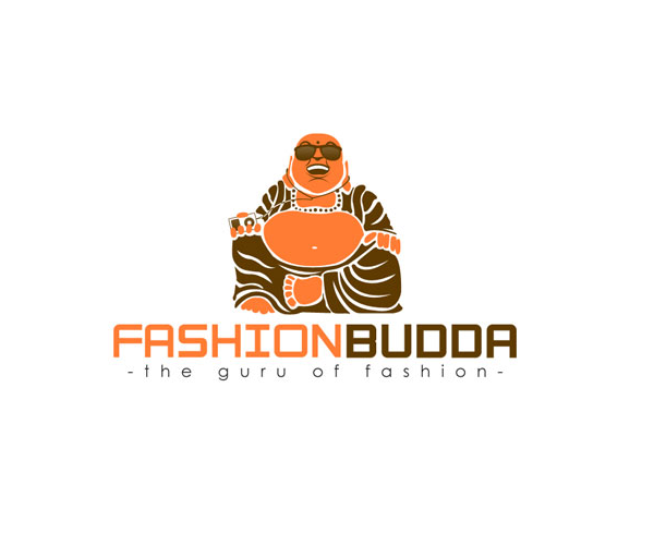 fashion-budda-logo-design-idea