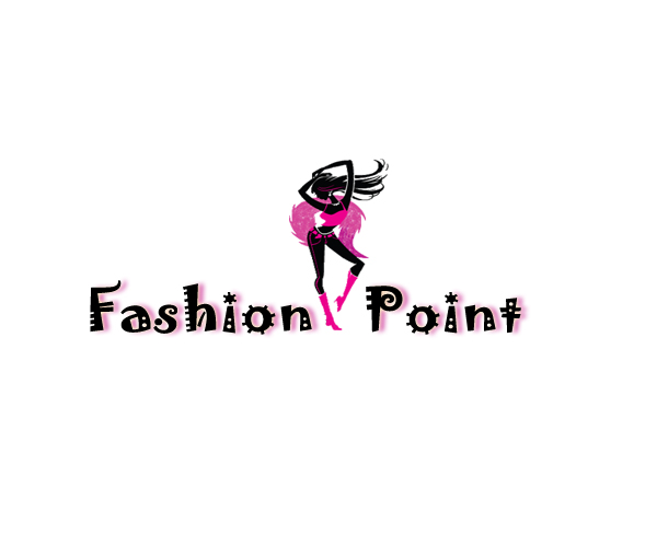 fashion-point-logo-design-free