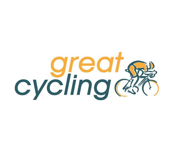 great-cycling-logo-design