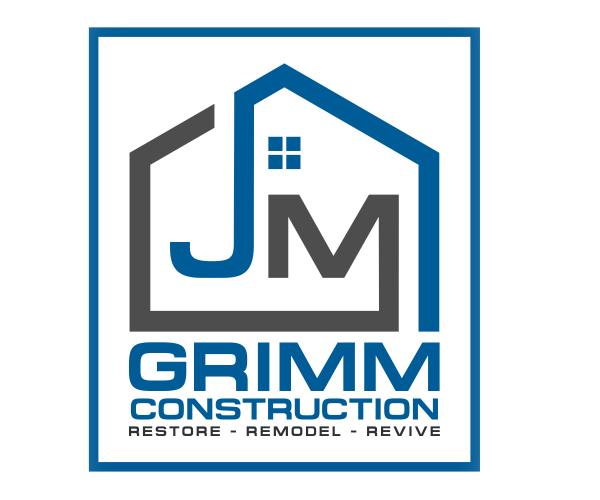 grimm-construction-logo-design