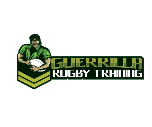 guerrilla-rugby-traning-logo-design