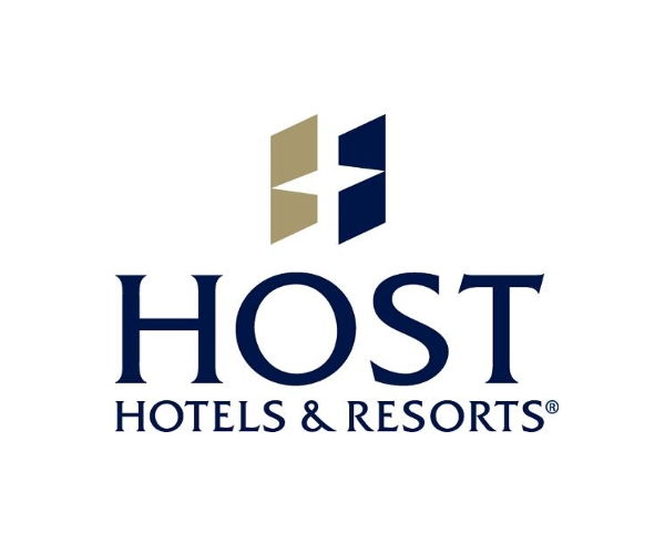 host-hotels-and-resorts-uk-logo-designer