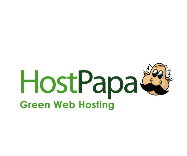 host-papa-green-web-hosting-logo