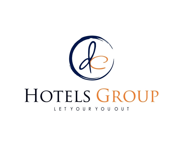 hotels-group-logo-design
