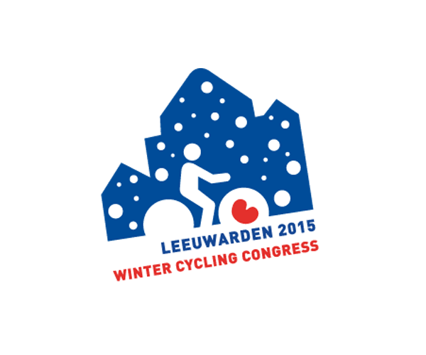 international-Winter-Cycling-logo-design
