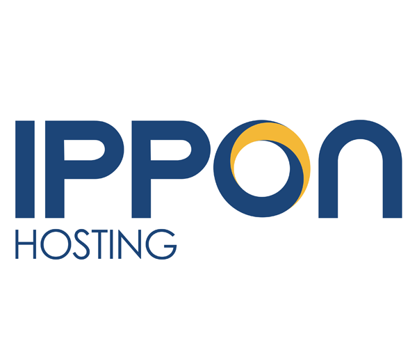 ippon-hosting-canada-logo-design