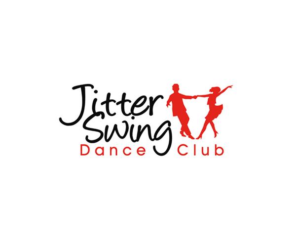 jitter-swing-dance-club-logo-design