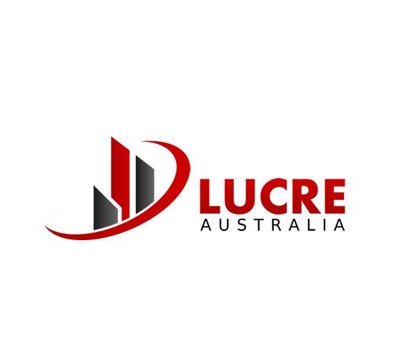 lucre-australia-logo-design