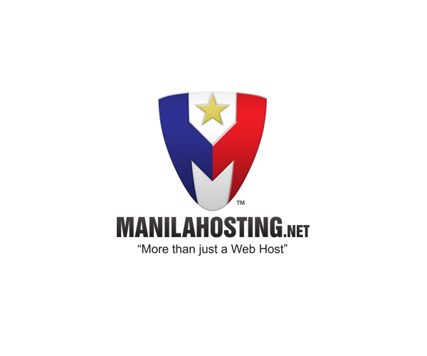 manila-hosting-net-logo-design