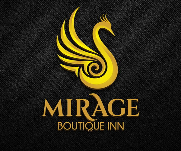 mirage-boutique-inn-logo-design-uk