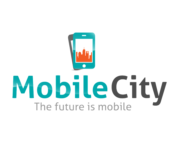 mobile-city-logo-free-download