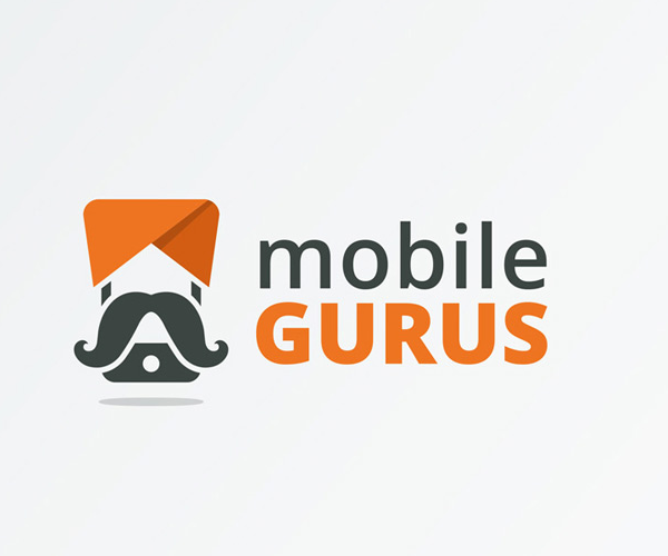 mobile-gurus-logo-design