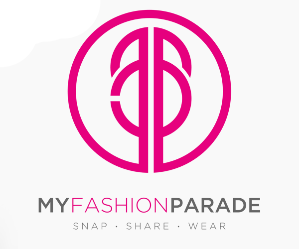 my-fashion-parade-logo-design