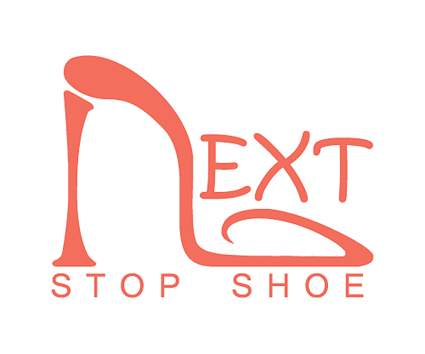next-stop-shoes-logo-design