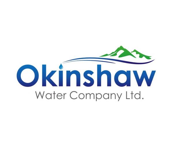 okinshaw-water-company-ltd-logo-design