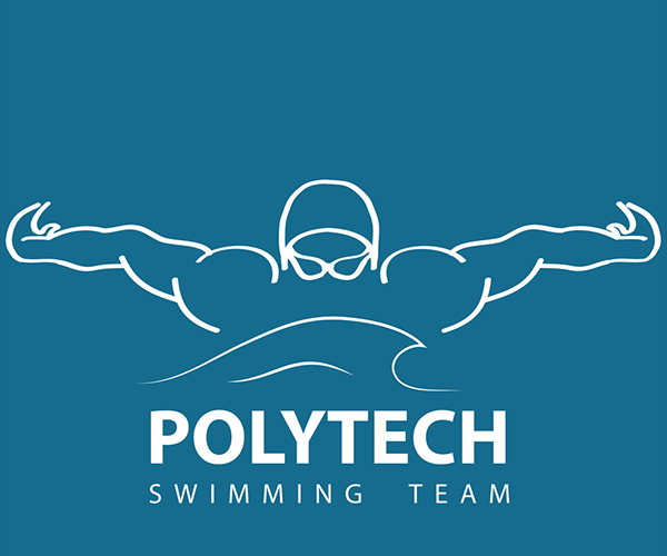 polytech-swimming-team-logo-design-canada