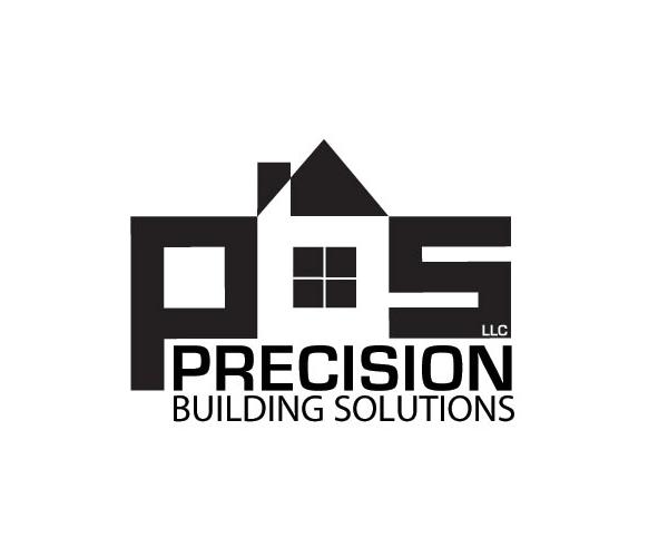 precison-building-solutions-logo-design