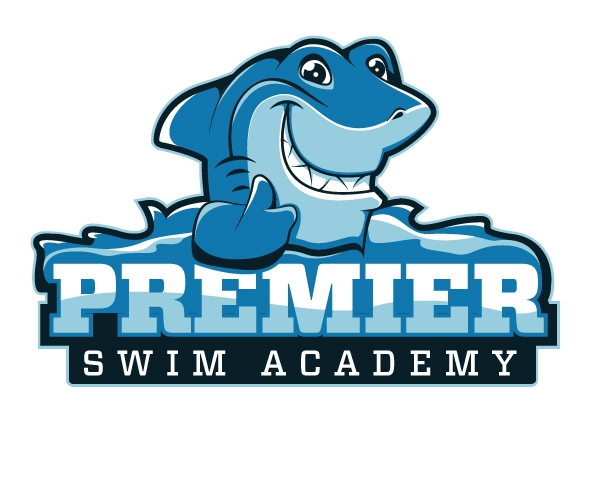 premier-swim-academy-logo-designer-uk