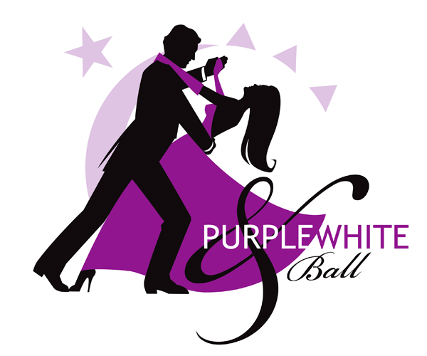 purple-white-ball-logo-design