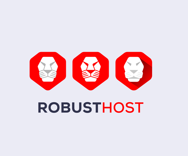 robust-host-logo-design