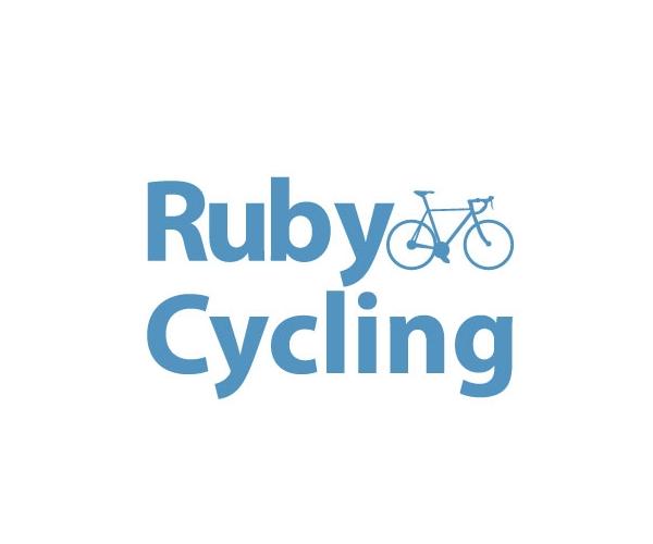 ruby-cycling-logo-design-uk