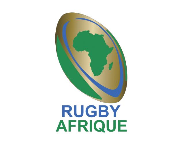 rugby-afrique-logo-design