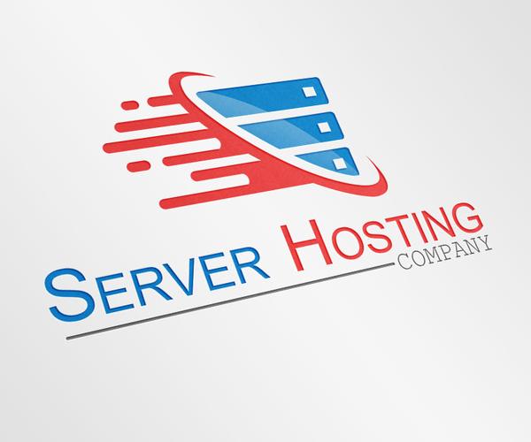 100 best web hosting logo design samples