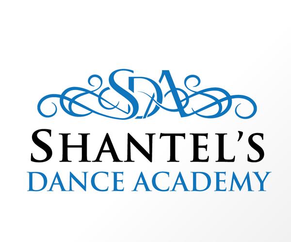 shantels-dance-academy-logo-design-uniqe