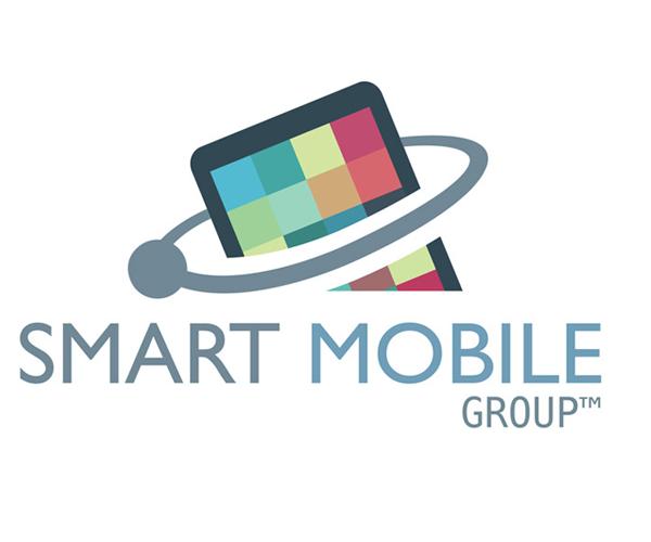 smart-mobile-group-logo-design